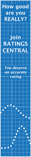How good are you REALLY? Join Ratings Central. You deserve an accurate rating.